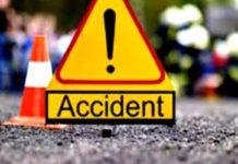 Două persoane au fost rănite într-un accident la Coloneşti
