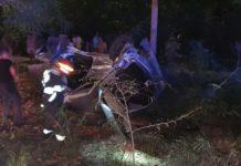 Accident pe DN22