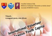 Acțiunea este organizată de Asociația DOMINOU din Craiova