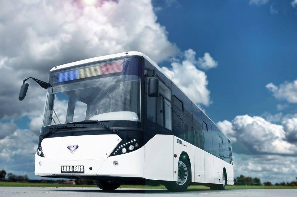 Autobuz Diesel Euro 6 produs de BMC