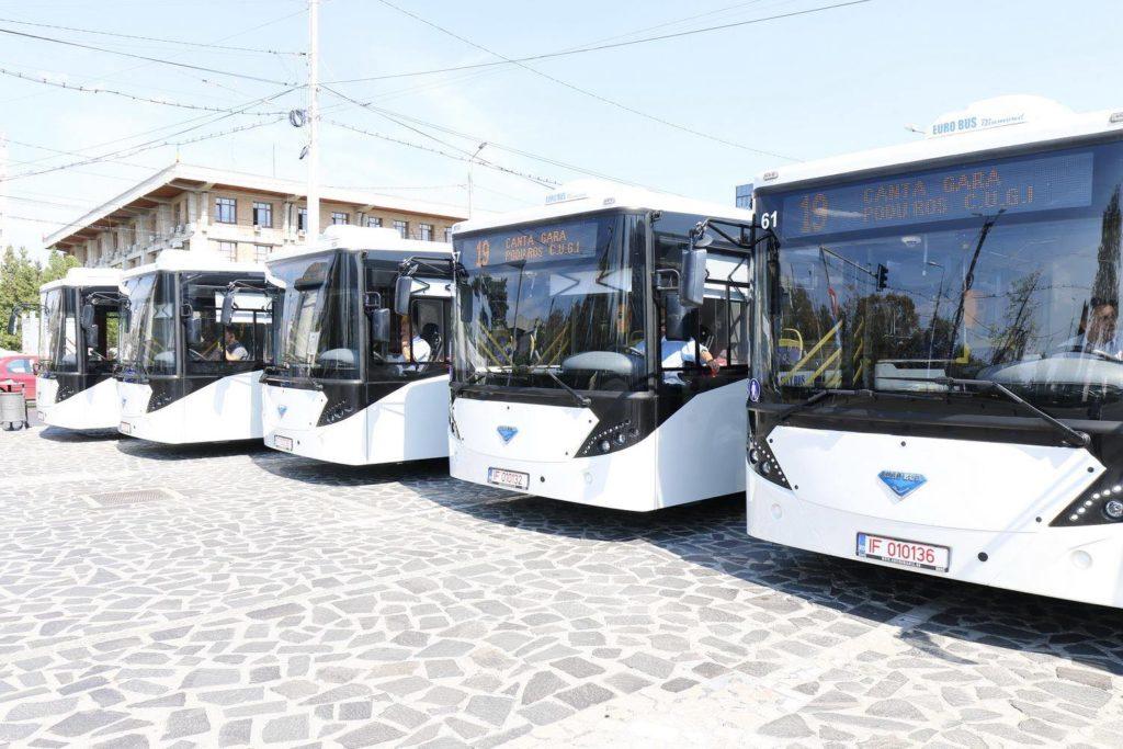 Autobuze Diesel Euro 6 produse de BMC
