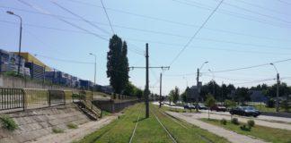 Calea de rulare a tramvaiului de pe strada Henry Ford va fi reabilitată