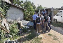 S-au încheiat perchezițiile la casa lui Gheorghe Dincă