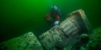 Comoara neașteptată descoperită într-un oraș scufundat