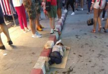 Foto: Andreea Trandafirescu - Zeci de copii, duși la cerșit de părinți în Costinești