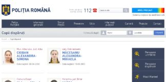 Alexanda Măceşanu şi Mihaela Melencu sunt încă pe lista cu copii dispăruţi.