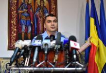 Sebastian Cucoș, care conducea Jandarmeria Română la protestele din 10 august, revine la conducerea Jandarmeriei Capitalei