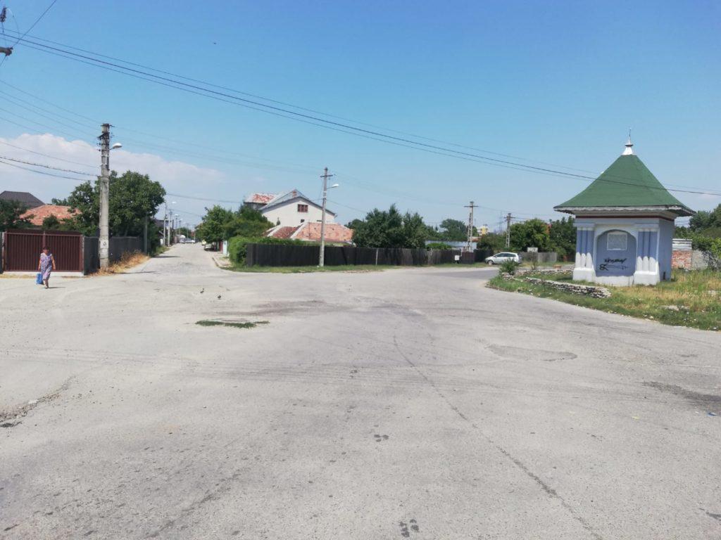 Străzile Fântâna Popova, Mirăslău, Prutului şi Nedeea vor fi modernizate la pachet cu Fântâna Popova