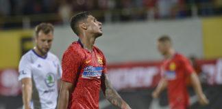 FCSB a înregistrat încă un rezultat negativ şi în partida cu FC Voluntari Foto: fanatik.ro