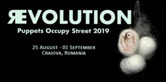 Festivalul Puppets Occupy Street pe străzile Craiovei