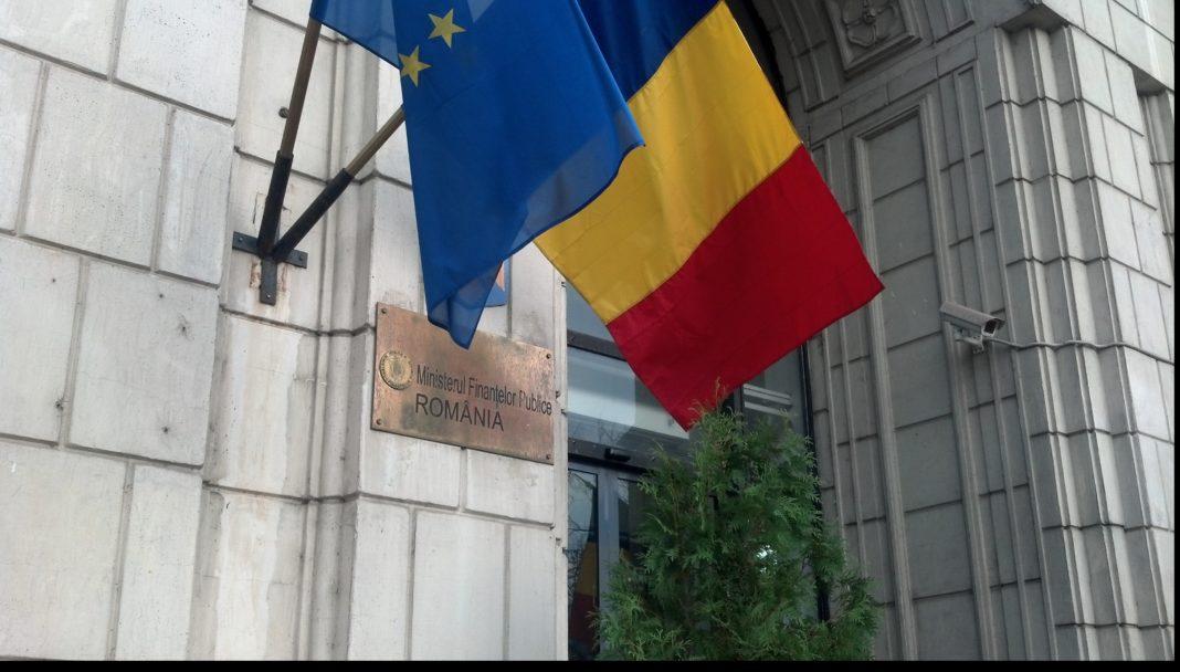 MFP a împrumutat, joi, 346,6 milioane de lei de la bănci, printr-o emisiune de obligaţiuni de stat tip benchmark
