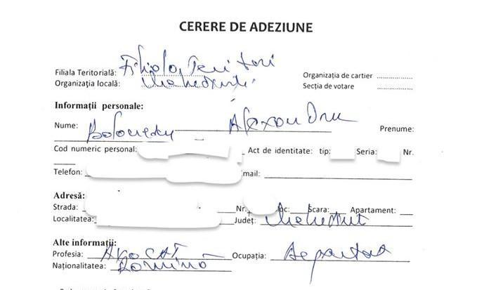 Încă un deputat PSD pleacă la Pro România
