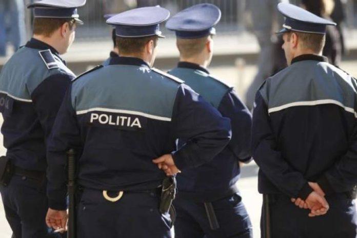 Trei poliţişti au bătut un bărbat pentru că ar fi criticat intervenţia de la Caracal