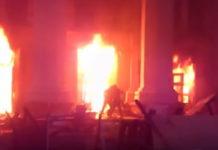 Cel puţin opt morţi într-un incendiu produs într-un hotel de pe litoralul ucrainean al Mării Negre