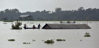 Inundațiile din India au ucis 33 de persoane