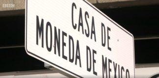 Jaf de 2,5 milioane de dolari la monetăria Mexicului
