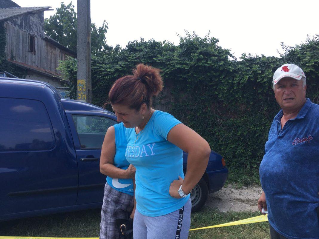 Mama Luizei s-a prezentat la Institutul de Criminalistică pentru a-i fi recoltate probe ADN