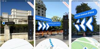 Google Maps primeşte Live View pentru indicaţii vizuale pe telefon