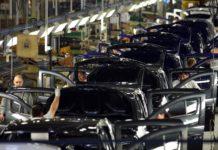 Producția de automobile va scădea în Franța, din 2020