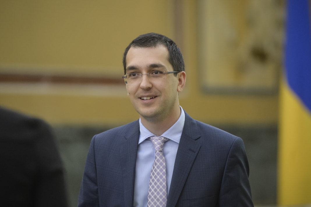 Vlad Voiculescu, candidatul PLUS pentru Primăria Capitalei