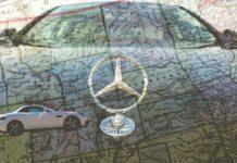 Mercedes-Benz, serviciu de localizare pentru soferii care nu plătesc ratele