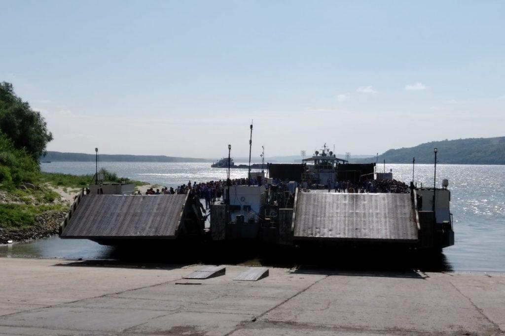 Minicroazieră pe Dunăre, organizată de primărie cu sprijinul SC SPET SHIPPING SA