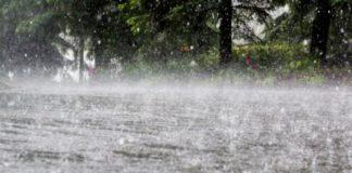 Ploi torențiale și vijelii, luni, în jumătate de țară. În sud și sud-est se menține canicula