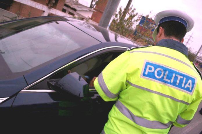 Poliţiştii doljeni, sancţiuni record în 48 de ore