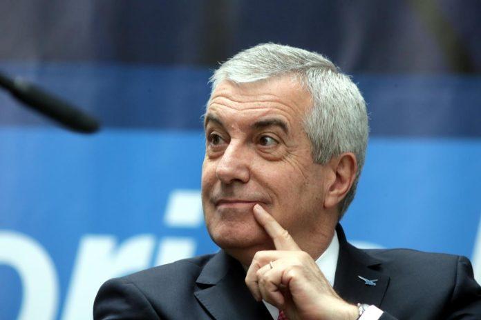 Președintele Senatului și ALDE, Călin Popescu-Tăriceanu