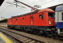 Neamţ: Locomotiva unui tren cu circa 50 de călători a luat foc