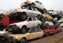 Începând de luni, se dau câte 6.500 de lei românilor care doresc să îşi schimbe maşina veche