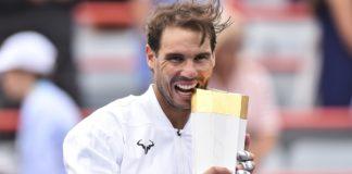 Nadal a câlştigat Rogers Cup şi a atins cifre frumoase în carieră