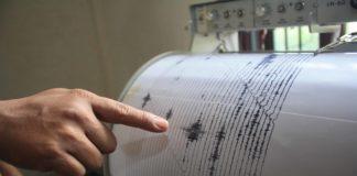 Cutremur în zona seismică Vrancea