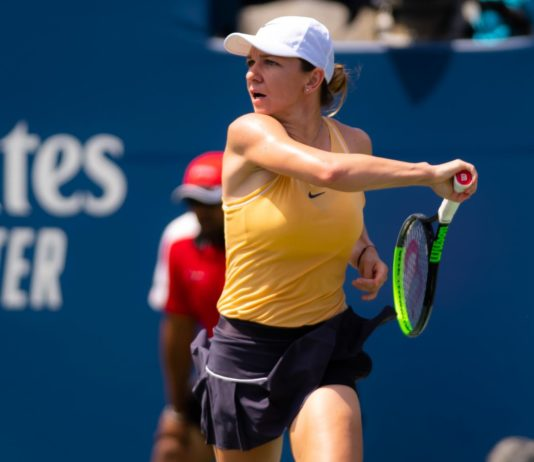 Simona Halep eate în sferturile de finală ale turneului de la Rogers Cup