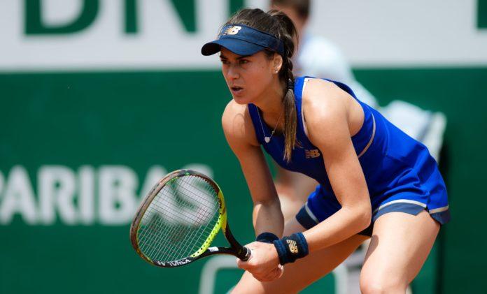 Sorana Cîrstea s-a oprit în turul trei la US Open (Foto: fanatik.ro)