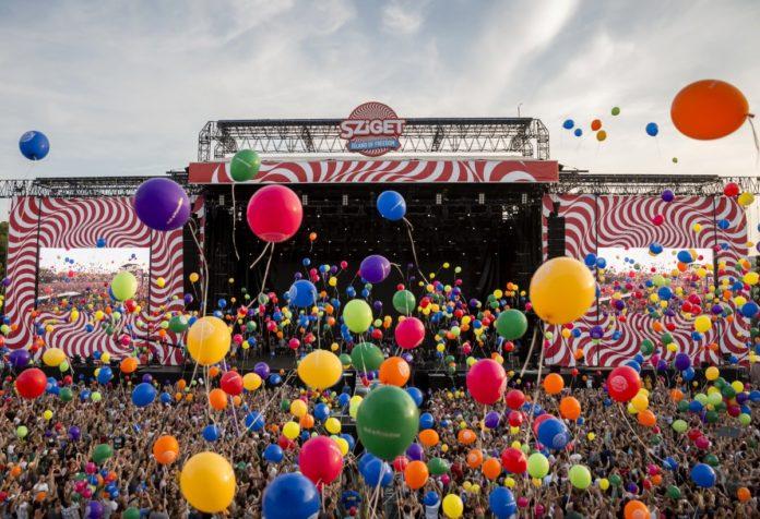 """Sziget Festival de pe """"Insula Libertății"""""""