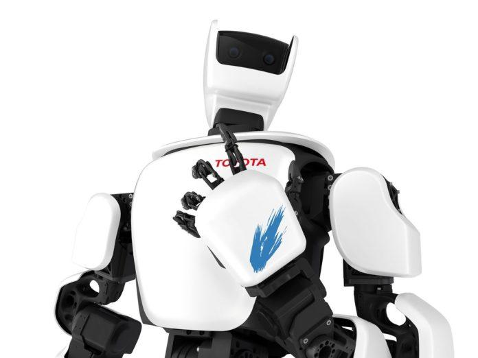 Toyota apelează la roboți care să te ajute în casă