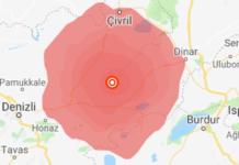 Cutremur puternic produs în sud-vestul Turciei