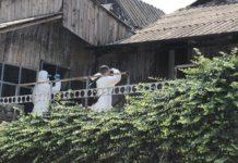 Căutări extinse la casa lui Gheorghe Dincă. Anchetatorii scanează pereţii