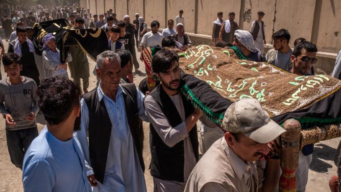 35 de persoane ucise în timpul unei nunți din Afganistan