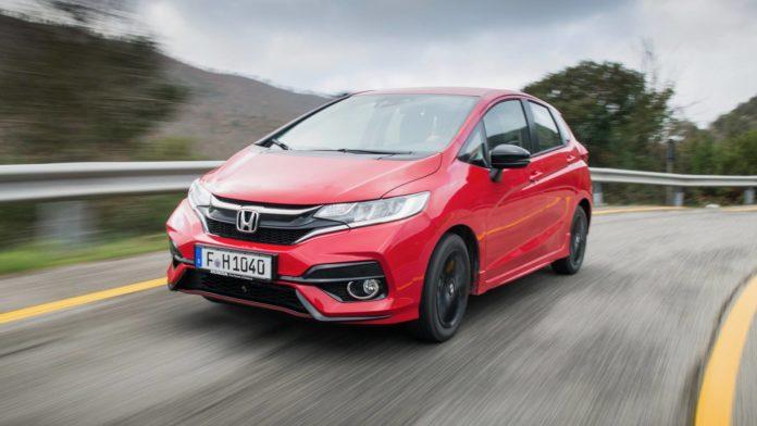 Honda Jazz, hibrid doar în Europa