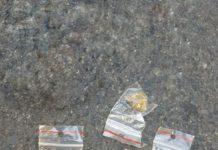 Vâlcea/ Minor prins cu droguri