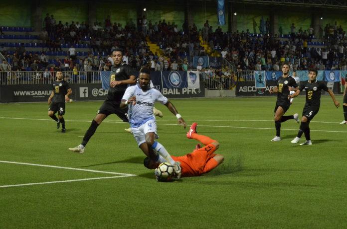 Carlos Fortes este unul dintre jucătorii care au dezamăgit profund publicul craiovean (Foto: Alex Vîrtosu)