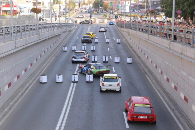 Centrul Craiovei blocat în weekend