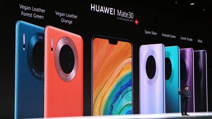 Huawei Mate 30 Pro are cea mai bună cameră din lume