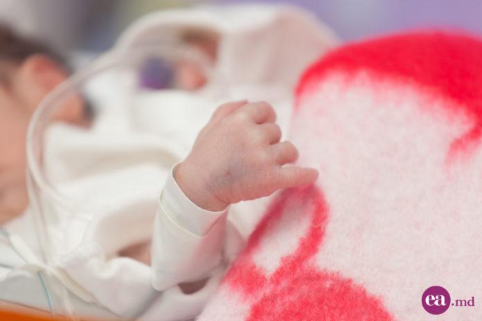 Care este starea bebeluşilor îmbolnăviţi la Spitalul Judeţean Vaslui