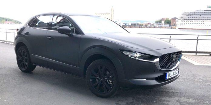 Mazda va prezenta primul său model electric la Tokyo