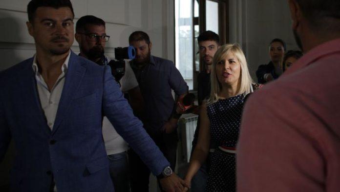 Prima apariție publică a Elenei Udrea de la întoarcerea în Costa Rica