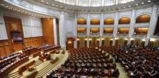 Moțiunea de cenzură împotriva cabinetului Orban, în Parlament