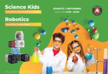 Experimente știinţifice dedicate copiiilor vor avea loc în Auchan Craioviţa